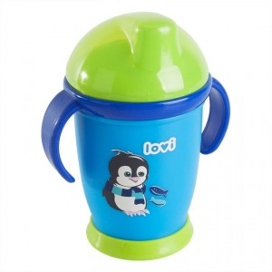 Buy Lovi Hot And Cold Non Spill Cups Blue - Nykaa