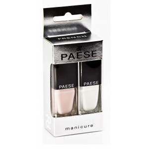 Buy Paese Cosmetics French Manicure Kit - 10 - Nykaa