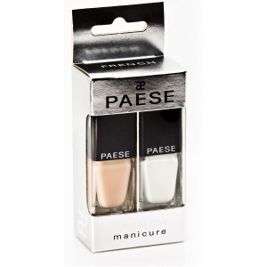 Buy Paese Cosmetics French Manicure Kit - 20 - Nykaa