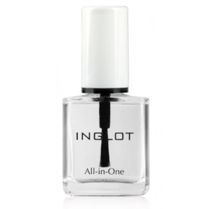 Buy Inglot All-In-One Nail - Nykaa