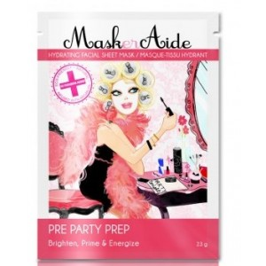 Buy MaskerAide Pre-Party Prep Facial Sheet Mask - Nykaa