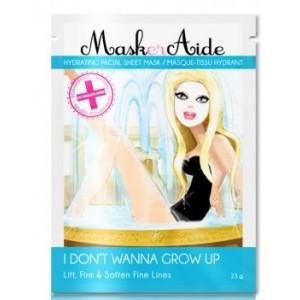 Buy Herbal MaskerAide I Don't Wanna Grow Up Facial Sheet Mask - Nykaa
