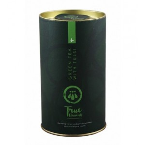 Buy True Elements Green Tea with Tulsi - Nykaa