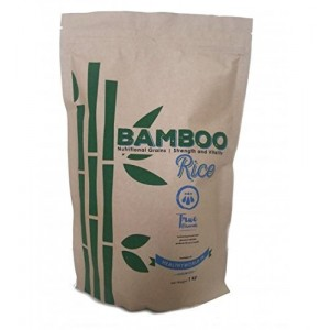 Buy True Elements Nutritional Grains - Bamboo Rice (Strength and Vitality) - Nykaa