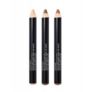 Buy Smashbox Step-By-Step Contour Stick Trio - Nykaa
