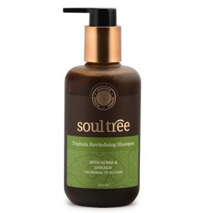 Buy SoulTree Hair Revitalising Shampoo - Nykaa