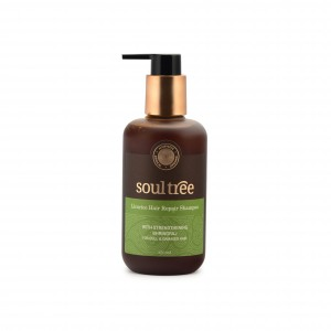 Buy SoulTree Licorice Hair Repair Shampoo - Nykaa