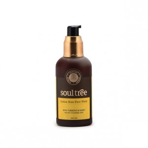 Buy SoulTree Indian Rose Face Wash - Nykaa
