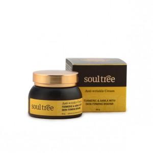 Buy SoulTree Anti-Wrinkle Cream - Nykaa