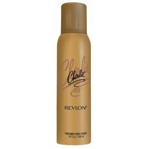 Buy Revlon Charlie Gold Perfumed Body Spray - Nykaa