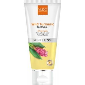 Buy VLCC Wild Turmeric Face Wash - Nykaa