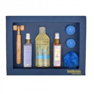 Buy BodyHerbals Lavender Essentials Gift Set - Nykaa