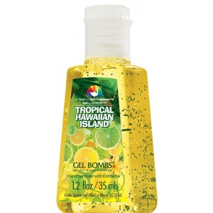 Buy November Bloom Gel Bombs Tropical Hawaiian Island Hand Sanitizer - Nykaa