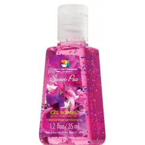 Buy November Bloom Gel Bombs Sweet Pea Hand Sanitizer - Nykaa