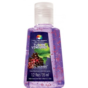 Buy November Bloom Gel Bombs Tuscan Vineyard Hand Sanitizer - Nykaa
