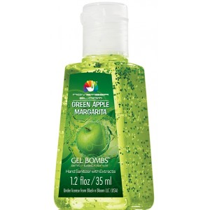 Buy November Bloom Gel Bombs Green Apple Margarita Hand Sanitizer - Nykaa