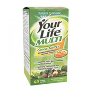 Buy Nature's Bounty Your Life Multi Green Source - Nykaa