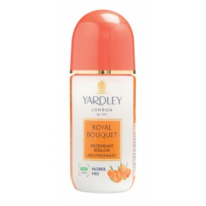 Buy Yardley London English Bouquet Deodorant Roll-On Anti-Perspirant - Nykaa