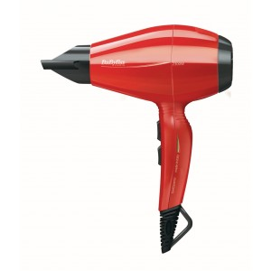 Buy BaByliss 6615E Hair Dryer - Red - Nykaa