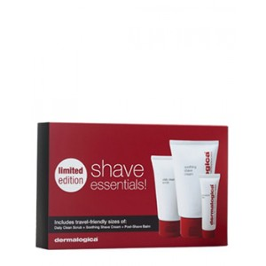 Buy Herbal Dermalogica Shave Essentials Kit - Nykaa