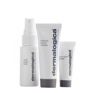 Buy Dermalogica Skin Detox Set (Set of 3) - Nykaa
