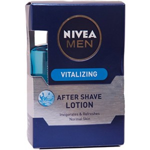 Buy Nivea Vitalizing After Shave Lotion - Nykaa