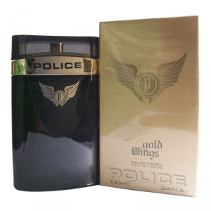 Buy Police Wings Gold Eau De Toilette - Nykaa
