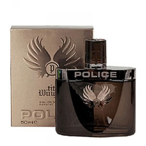 Buy Police Wings Titanium Eau De Toilette Natural Spray - Nykaa
