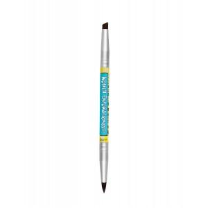 Buy theBalm Women Empowderment! Double-Ended Eyebrow / Eyeliner Brush - Nykaa