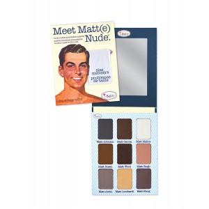 Buy theBalm Meet Matt(e) Nude Eyeshadow Palette - Nykaa