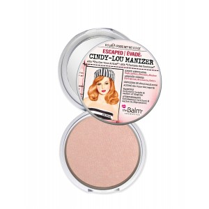 Buy theBalm Cindy-Lou Manizer Highlighter, Shadow & Shimmer - Pink - Nykaa