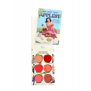 Buy theBalm How 'Bout Them Apples? Lip & Cheek Cream Palette - Nykaa