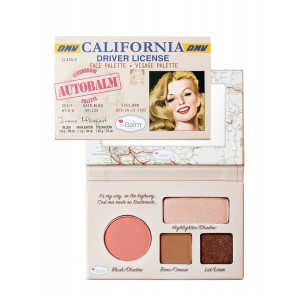 Buy theBalm AutoBalm Face Palette - California - Nykaa