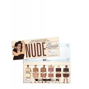 Buy theBalm Nude Dude Eyeshadow Palette - Nykaa