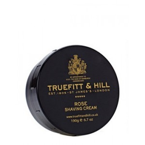 Buy Truefitt & Hill Rose Shave Cream Bowl - Nykaa
