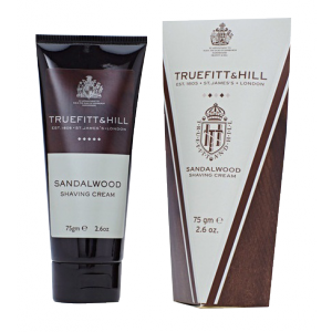 Buy Truefitt & Hill New Sandalwood Shave Cream Tube - Nykaa