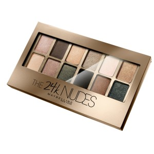 Buy Maybelline New York The 24K Nudes Palette - Nykaa