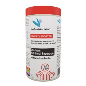Buy Four Fountains Labs Colostrum Nutritional Beverage - Nykaa