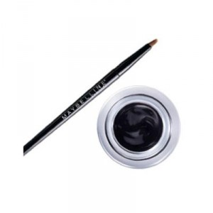 Buy Maybelline Eye Studio Lasting Drama Gel Eyeliner - 950 Blackest Black - Nykaa