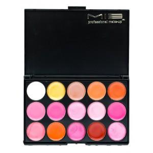 Buy MIB Lipstick Palette LPL-15-06 - Nykaa