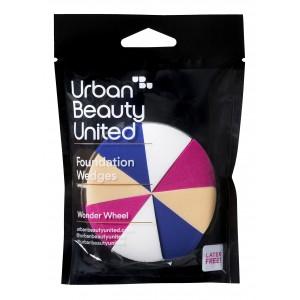 Buy Urban Beauty United Wonder Wheel Foundation Wedges - Nykaa