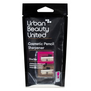 Buy Urban Beauty United Diva Duo Cosmetic Pencil Sharpener - Nykaa