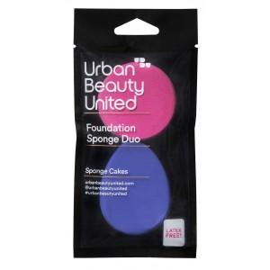Buy Urban Beauty United Sponge Cakes Foundation Sponge Duo - Nykaa