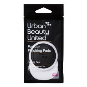 Buy Urban Beauty United Puffing Pair Powder Finishing Pads - Nykaa
