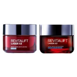 Buy L'Oreal Paris Skin Renewal Combo - Nykaa