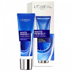 Buy L'Oreal Paris White Perfect Magic White Day Cream - Nykaa