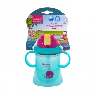 Buy Morisons Baby Dreams Aqua Straw Sipper - Green - Nykaa