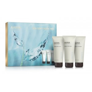 Buy AHAVA Sea-Soft Body Trio Kits - Nykaa