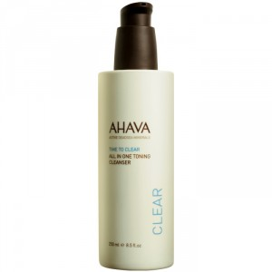 Buy AHAVA Time To Clear All In One Toning Cleanser - Nykaa