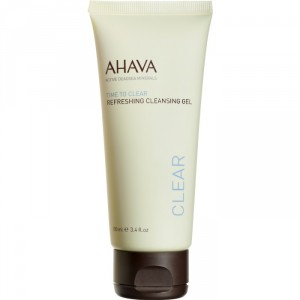 Buy AHAVA Time To Clear Refreshing Cleansing Gel - Nykaa